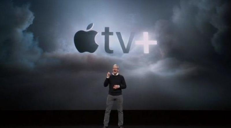 Apple anuncia novo serviço de streaming, AppleTV+