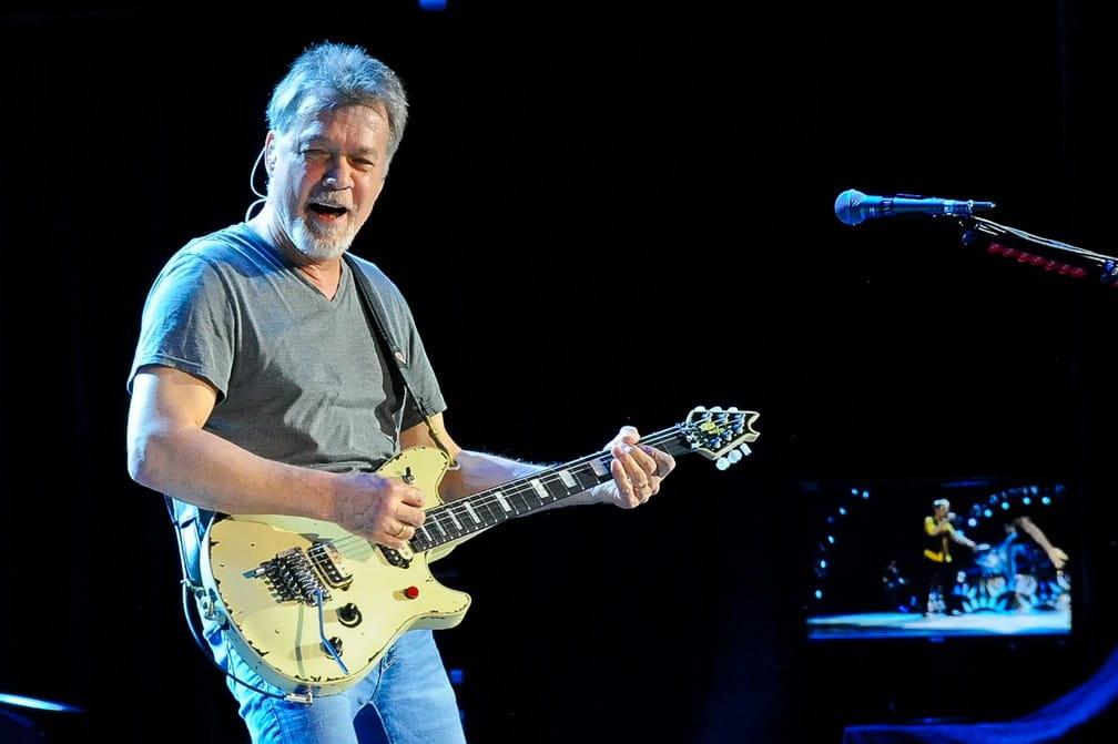 Eddie Van Halen, famoso guitarrista, morre aos 65 anos