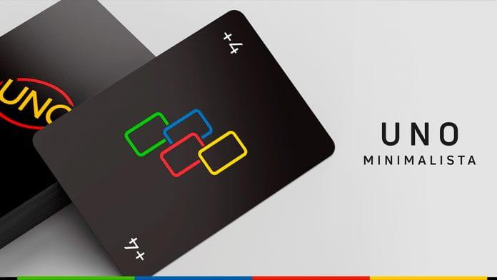 Edição minimalista de UNO criada por brasileiro será lançada oficialmente