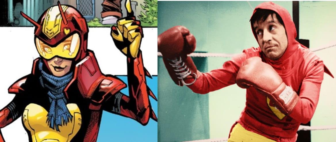 Nova heroína da Marvel é inspirada no visual de Chapolin Colorado