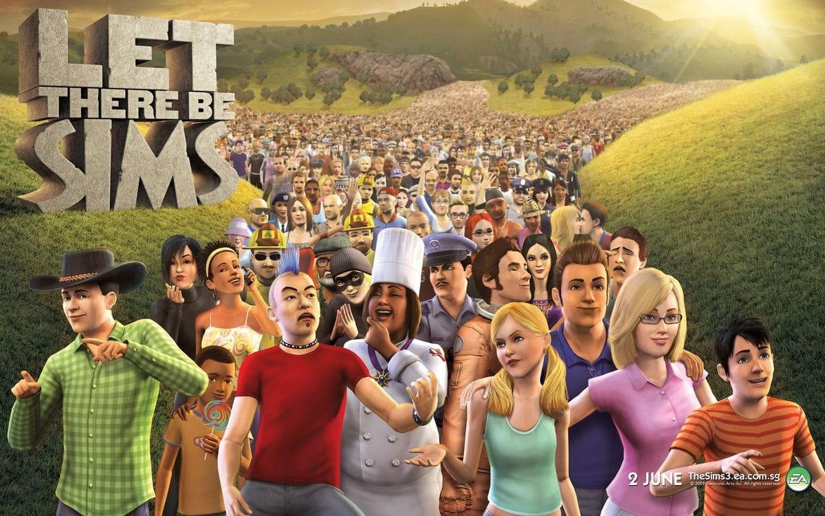 The Sims | E se você fosse Deus?