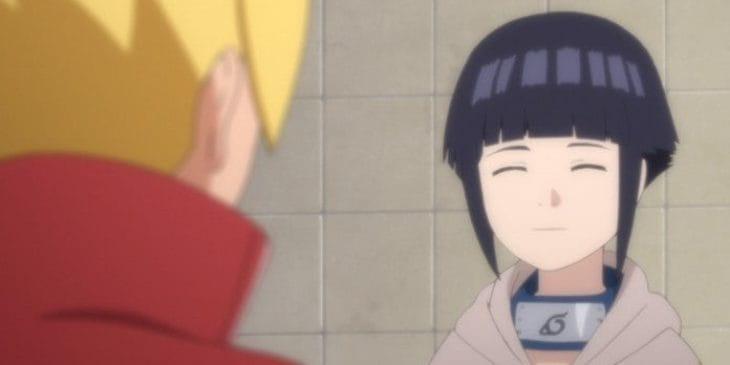 Encontro de Boruto e Hinata acontecerá em novo episódio