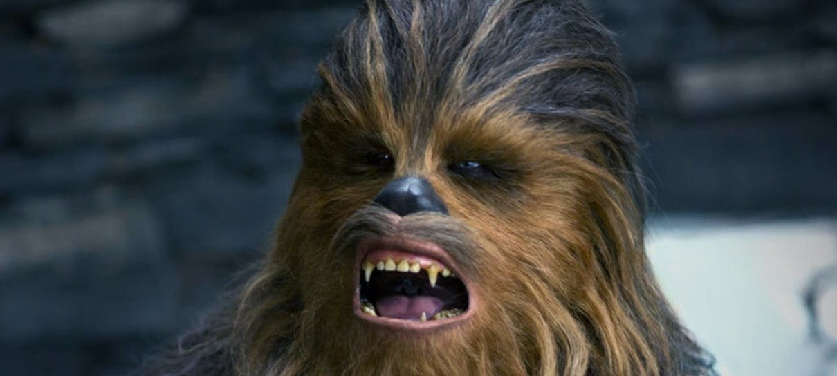 Encontro de Chewbacca e Kylo Ren é revelado em livro da saga Star Wars