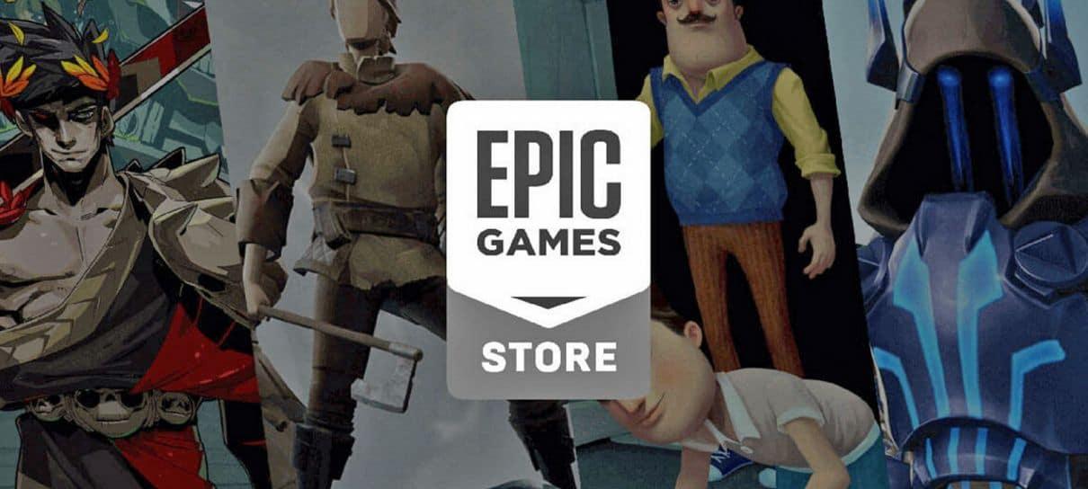 Epic Games Store oferece um jogo gratuito por dia, durante 15 dias, a partir do dia 17 de Dezembro