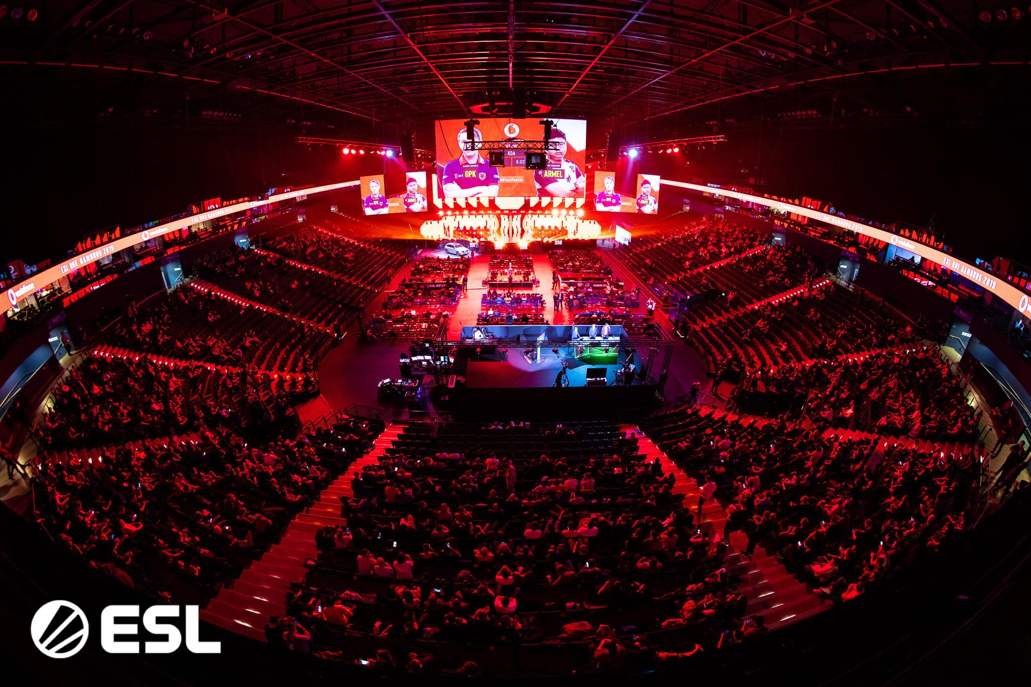 ESL One estreia Major de Dota 2 em Los Angeles em 2020