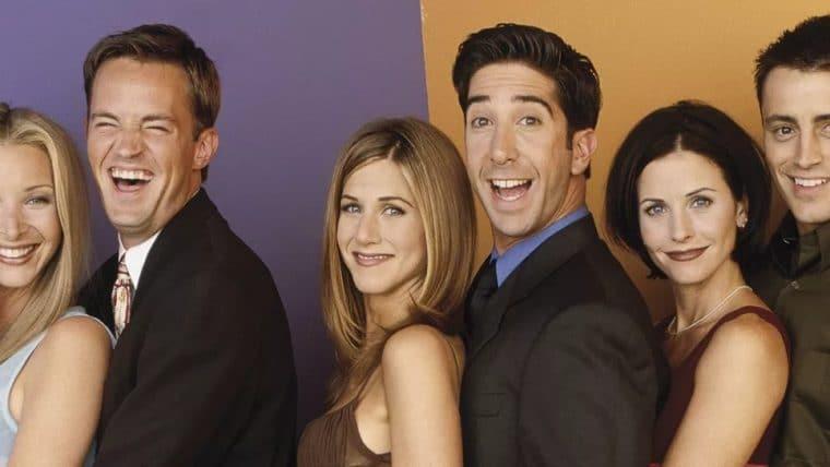 Especial de Friends ganha teaser e data de estreia