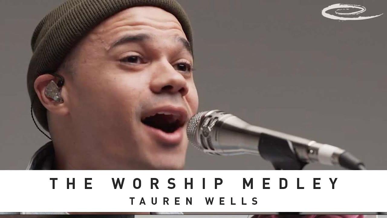 Essential Worship lança Medley incrível com Tauren Wells