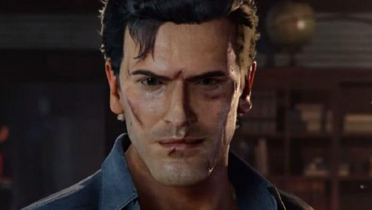 Evil Dead: The Game | Jogo ganha vídeo de gameplay com narração de Bruce Campbell
