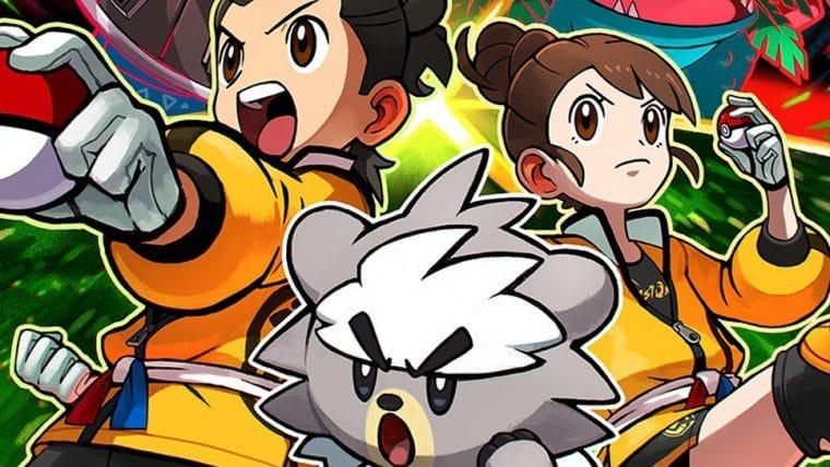 Expansão de Pokémon Sword and Shield ganha trailer mostrando novidades