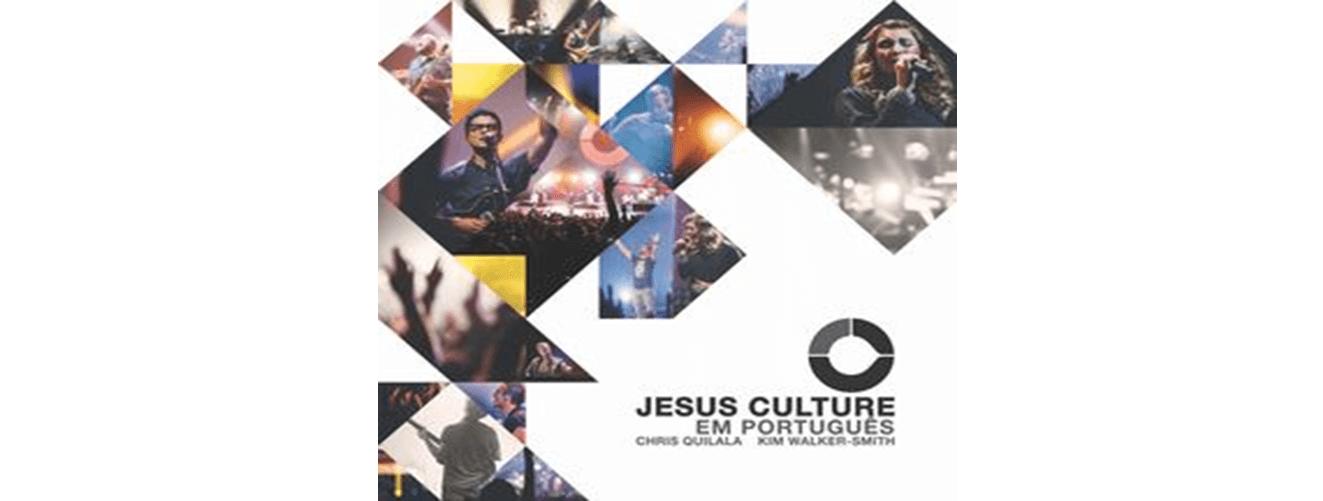 Jesus Culture lança álbum em português