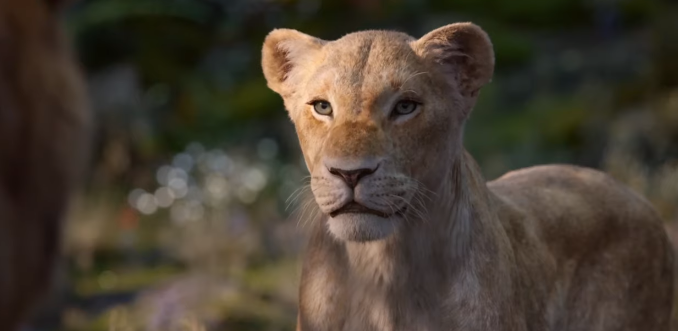 O Rei Leão | Spot de TV revela o primeiro diálogo de Beyoncé e Seth Rogen