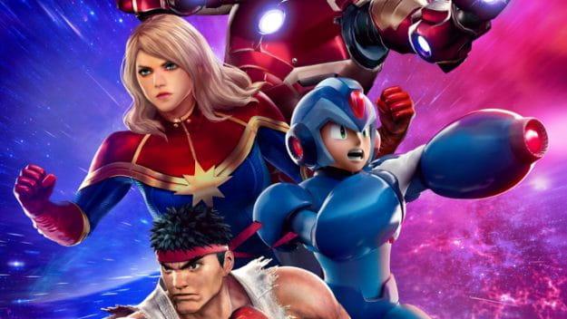 Informações vazadas de Marvel vs Capcom: infinite da lista de personagens