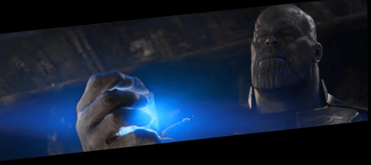 Vingadores: Guerra Infinita | e se o filme tivesse uma abertura de anime?