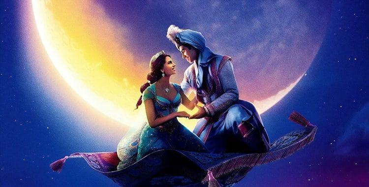 Aladdin da Disney ultrapassa US $ 810 milhões na bilheteria mundial