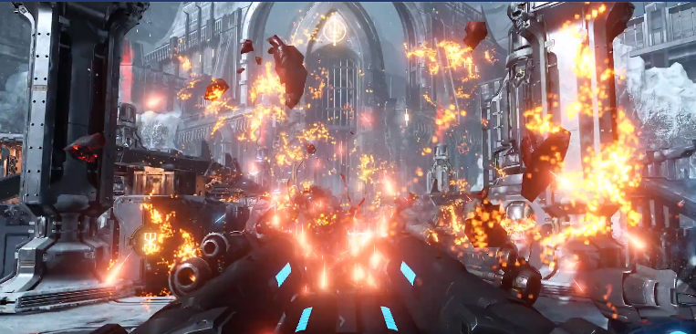 E3 2019 | Data de lançamento do DOOM Eternal é revelada ao lado de um novo trailer