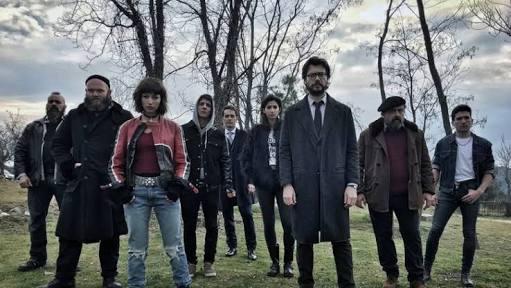 La Casa de Papel | Netflix confirma terceira temporada