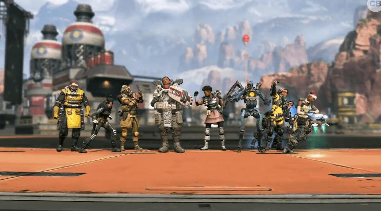Apex Legends Season 2 será revelado no próximo mês na E3