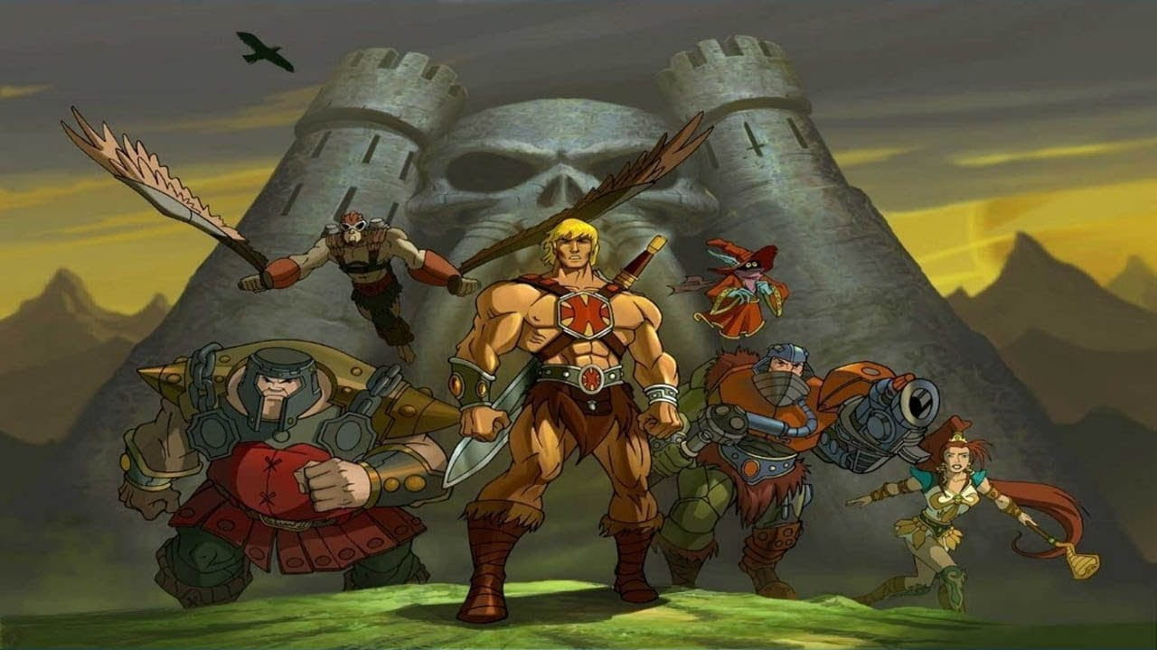 Mestres do Universo | Filme do He-man começará a ser filmado em breve