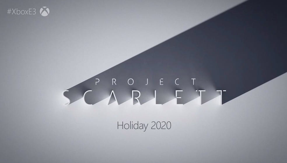 E3 2019 | Xbox Scarlett é compatível com versões anteriores de todos os Xbox anteriores