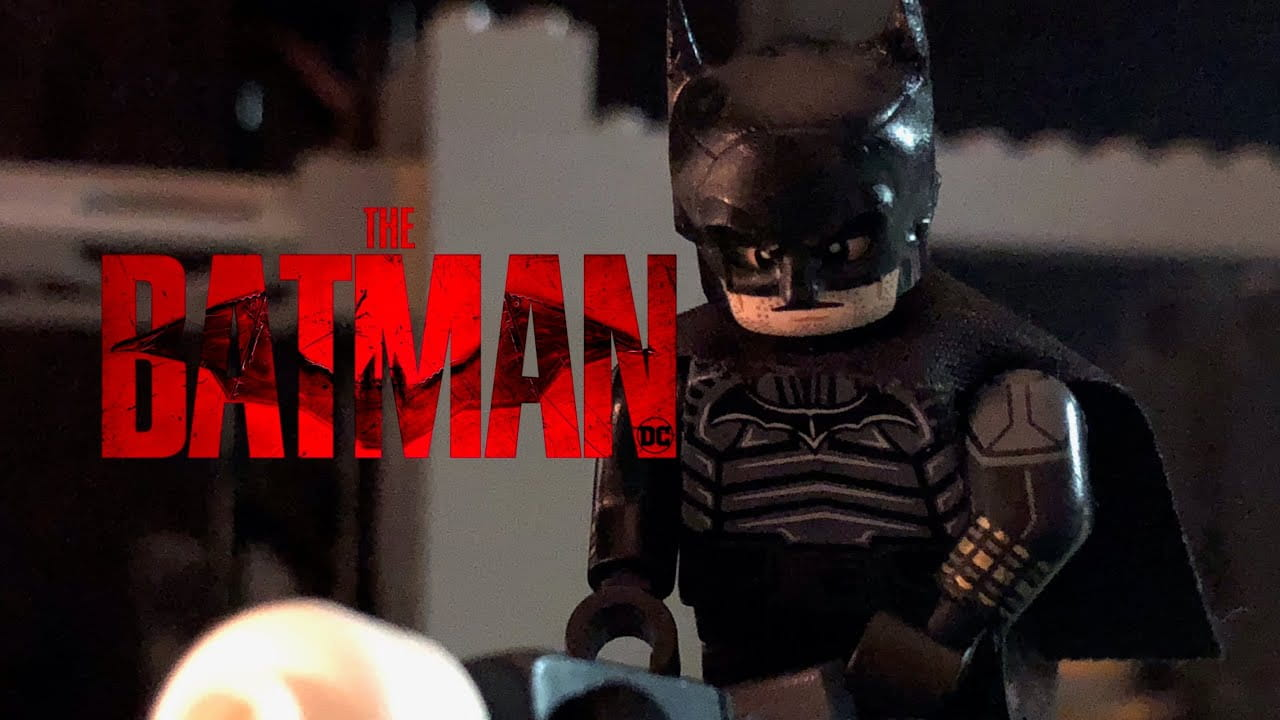Fã recria o trailer de The Batman em LEGO