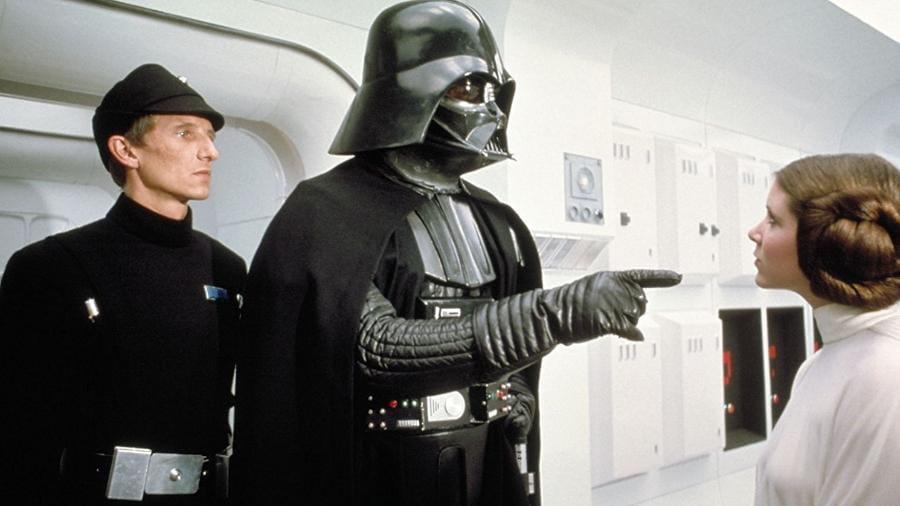 Faleceu aos 85 anos, David Prowse, o Darth Vader da primeira trilogia