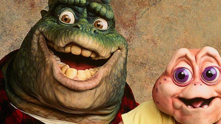 Família Dinossauros chega ainda em Agosto no Disney Plus