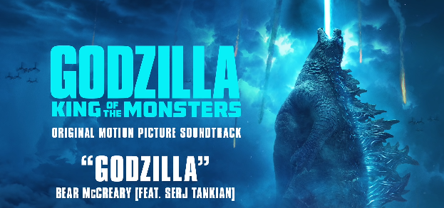 Godzilla: Rei dos Monstros lança singles da trilha sonora