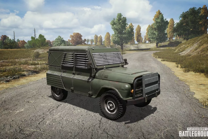 O mais recente modo da PUBG acrescenta veículos blindados e esquadrões de oito pessoas
