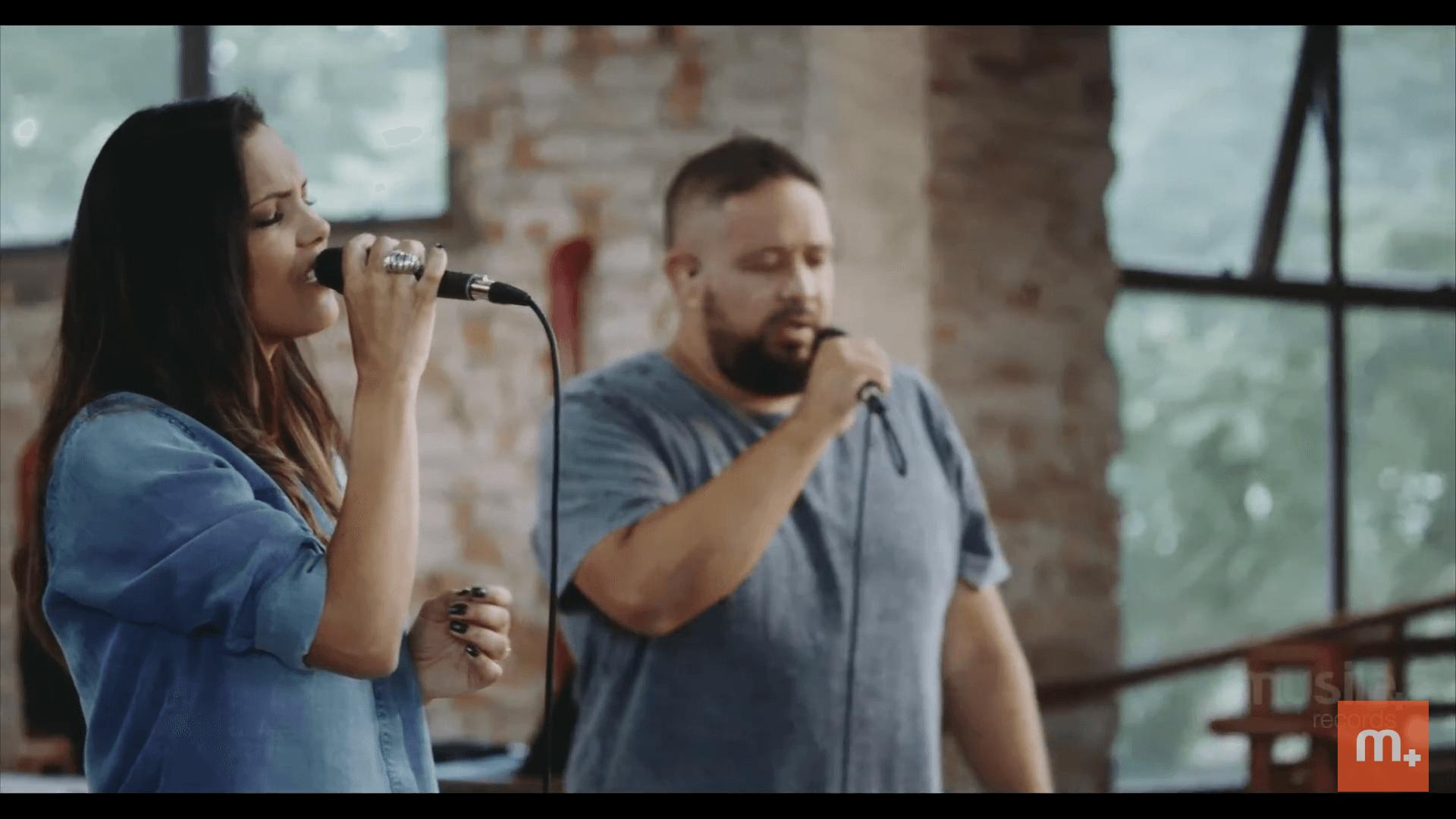 Heloisa Rosa feat Fernandinho   Musile lança clipe da música Yeshua