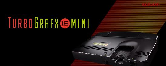 E3 2019 | Konami entra nas guerras de console retro com o TurboGrafx-16 Mini