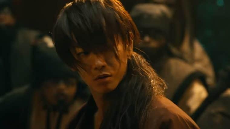 Filmes de Samurai X chegarão na Netflix