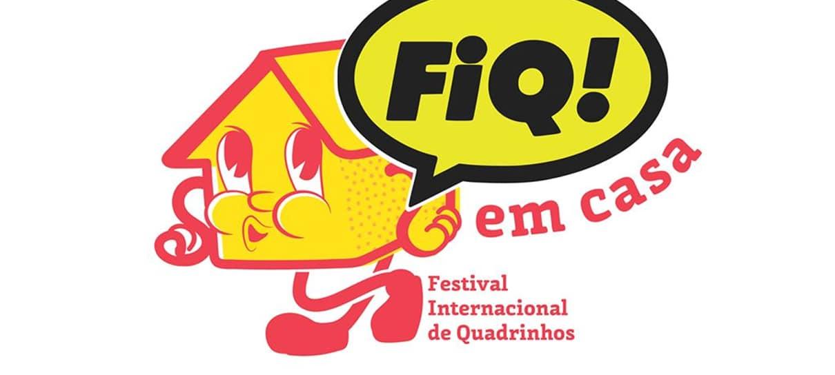 FIQ | Festival Internacional De Quadrinhos terá edição virtual