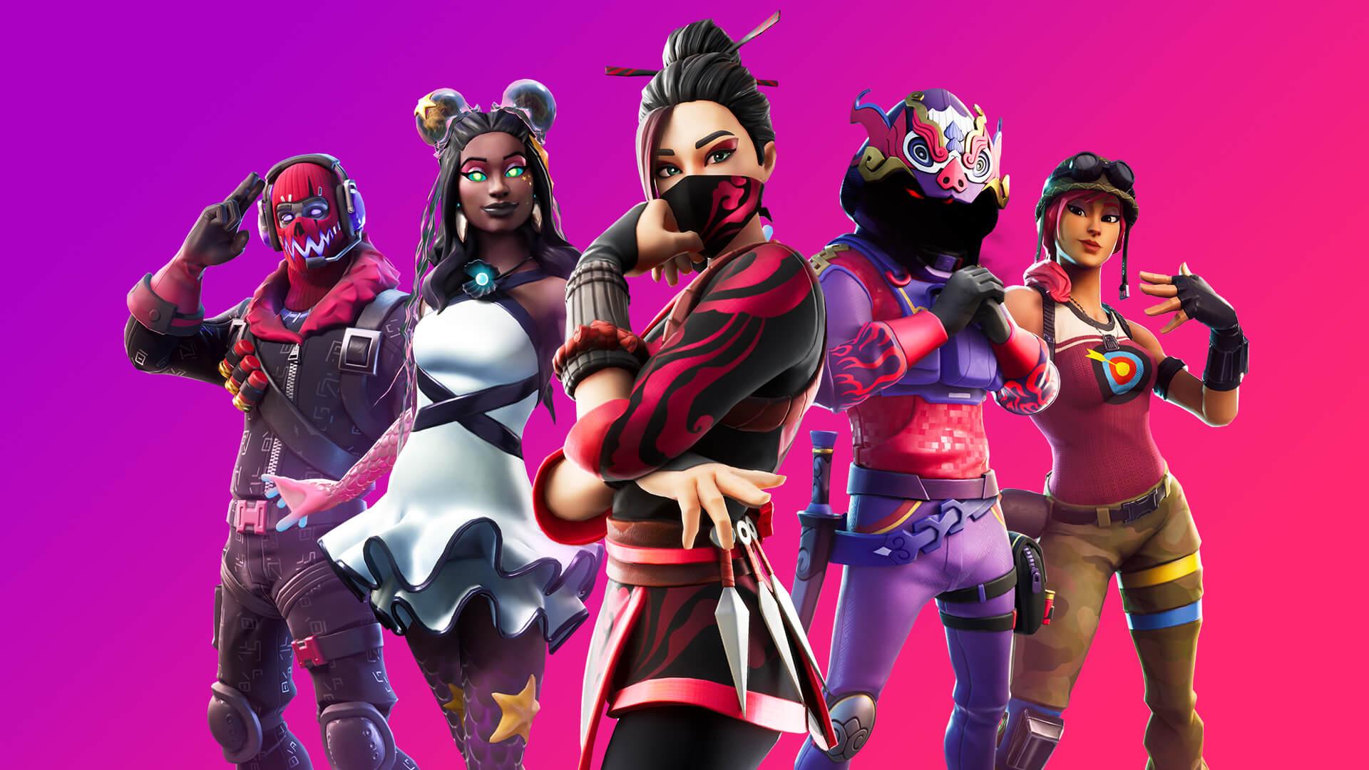 Fortnite | Game, entre 2018 e 2019, faturou mais de 9 bilhões de dólares