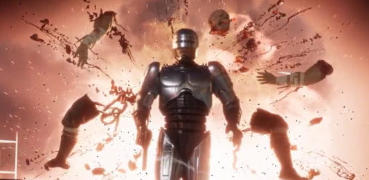 Friendship de Robocop faz personagem dançar igual Michael Jackson