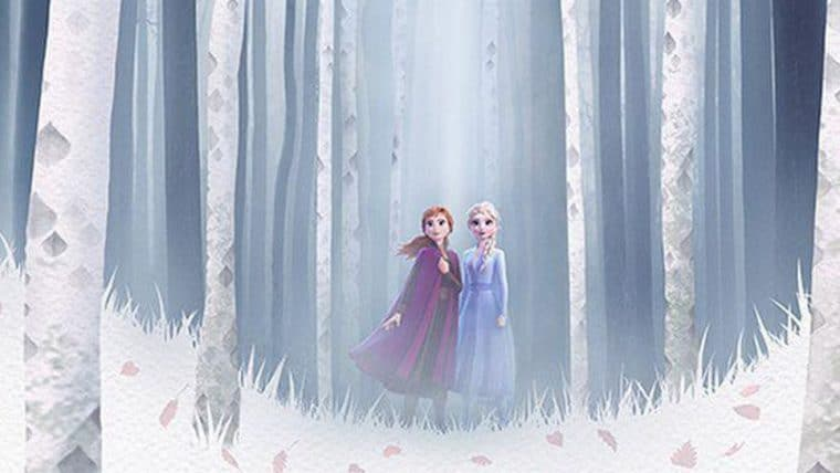 Frozen 2 | Filme ganha novas imagens e pôster novo