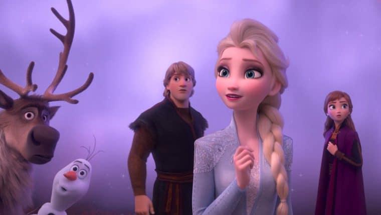 Frozen 2 | Filme ganha novo trailer com irmãs unindo forças