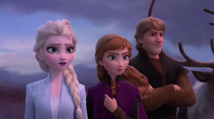 Frozen 2 | Filme lidera bilheteria americana na estreia
