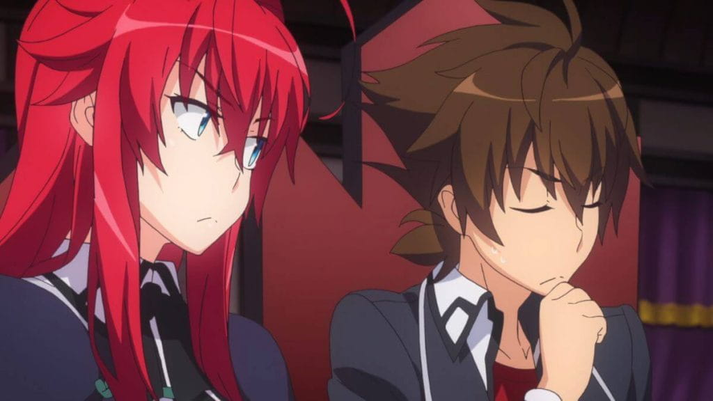 Funimation | Plataforma anuncia High School DxD Hero no catálogo do Brasil