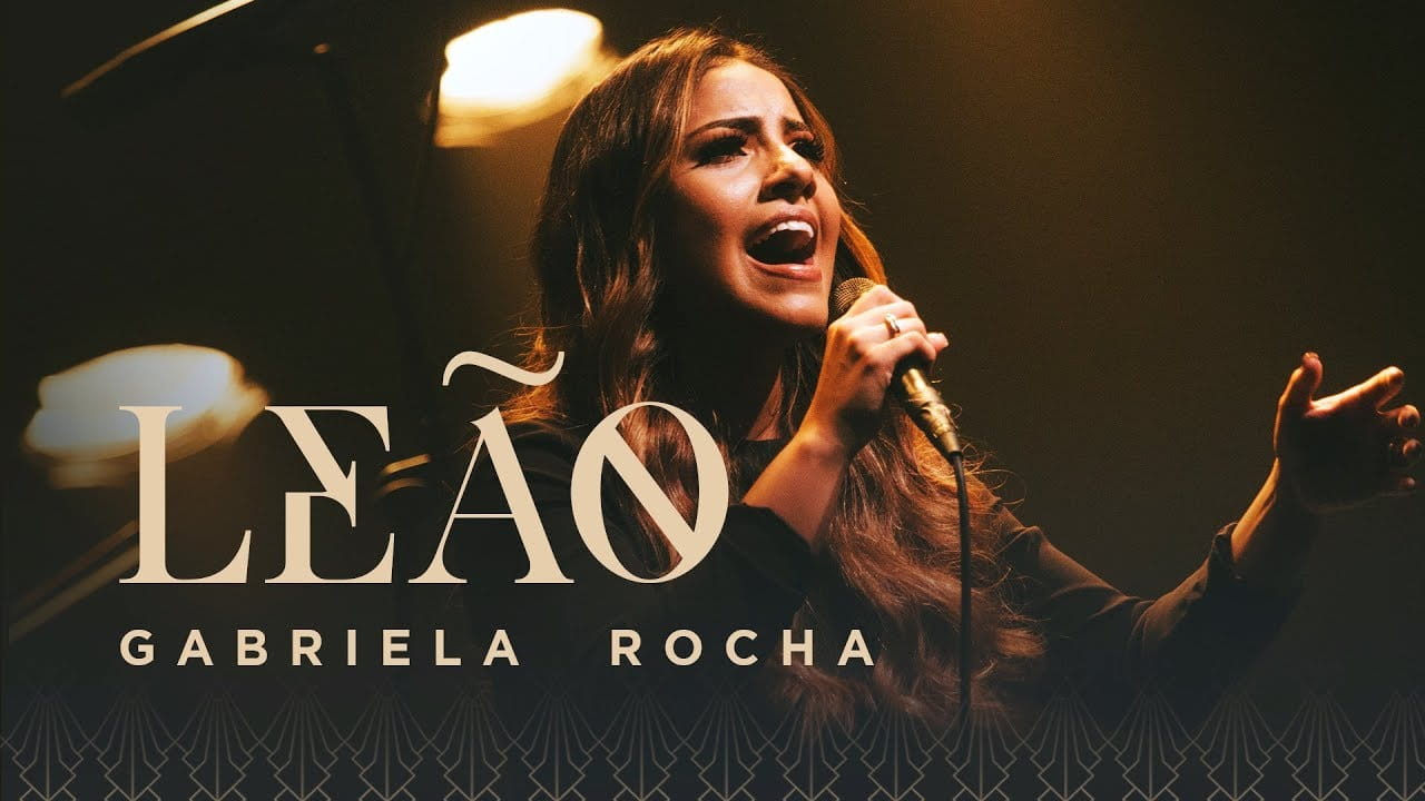 Gabriela Rocha | CONFIRA o lançamento Leão