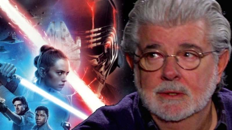 George Lucas acha que Disney fez bagunça na franquia Star Wars