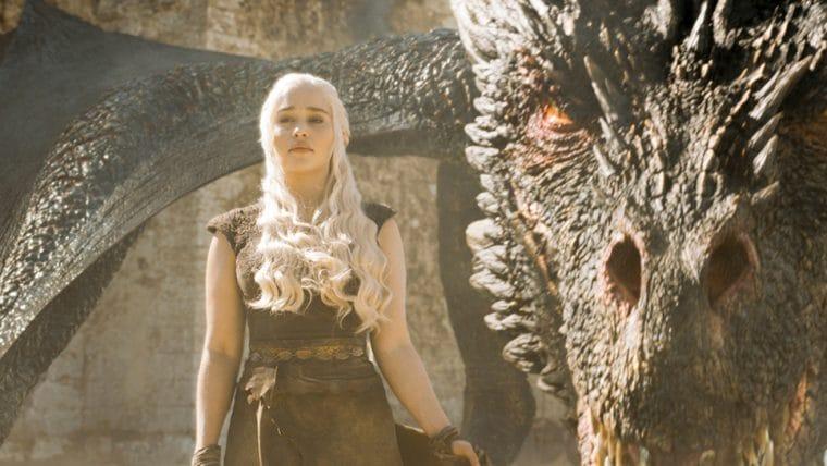 George R.R. Martin afirma que House of the Dragon terá 17 dragões