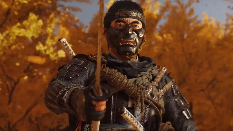 Ghost of Tsushima | Game novo da Sucker Punch ganha trailer e data de estreia
