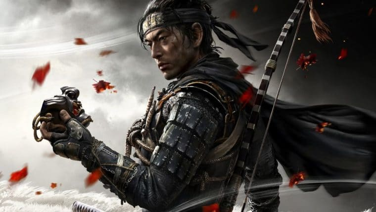 Ghost of Tsushima vence o Player's Voice no The Game Awards 2020