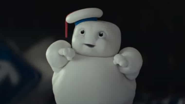 Ghostbusters – Mais Além | Filme tem teaser que mostra Mini Monstros de Marshmallow