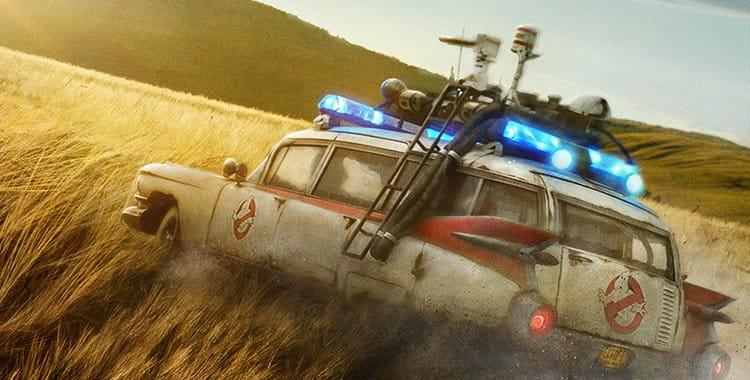 Ghostbusters: Mais Além, Morbius e mais produções tem estreias adiadas