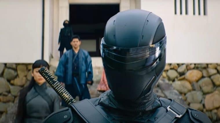 G.I. Joe Origens: Snake Eyes | Filme ganha novo trailer, confira