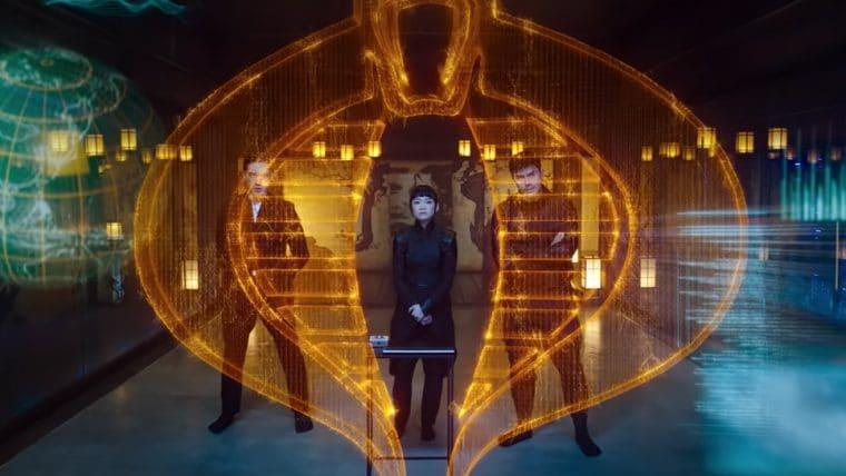 G.I. Joe Origens: Snake Eyes | Filme ganha trailer final, assista