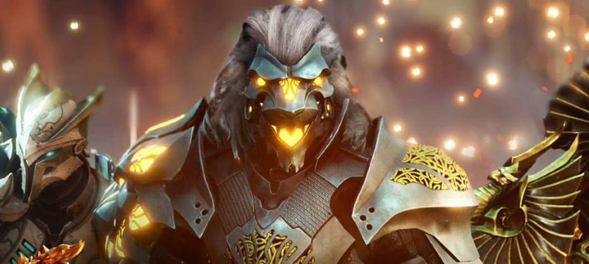 Godfall | Game tem trailer detalhado vazado revelando muito sobre o jogo