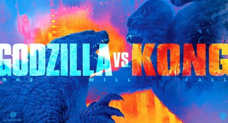 Godzilla vs Kong   Estreia do filme é adiada