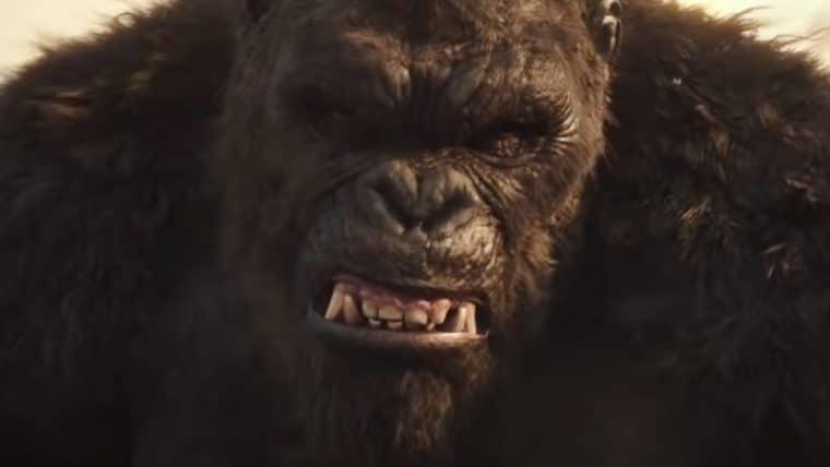 Godzilla vs Kong | Filme ganha teaser com cenas novas